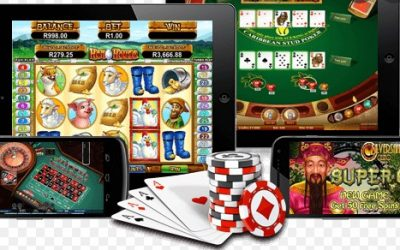 I am playing iPhone Mobile Casino Games.