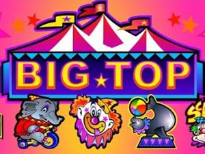 Big Top Online Slot Machine